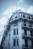 Altes Gebäude in Shanghai lizenzfreie stockfotos
