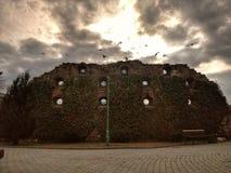 Altes Gefängnis Stockfoto