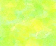Altes gelbes Papier auf dunklem Hintergrund Lizenzfreies Stockbild