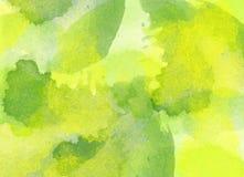 Altes gelbes Papier auf dunklem Hintergrund Lizenzfreie Stockbilder