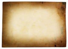Altes gelbes strukturiertes Papier lizenzfreie abbildung