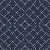 Altes geometrisches Muster in der Wiederholung Gewebedruck Nahtloser Hintergrund, Mosaikverzierung, ethnische Art Lizenzfreie Stockfotos