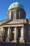 Altes gewölbtes Gebäude lizenzfreie stockfotografie