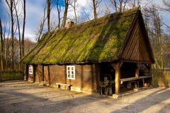 Altes Häuschen Stockfotografie