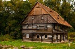 Altes Häuschen Stockbild