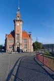 Altes Hafenamt Fotografía de archivo
