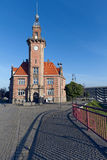 Altes Hafenamt Fotografia Stock