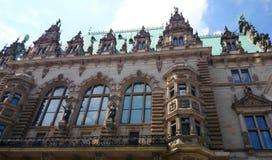 Altes Hamburg Stockfoto