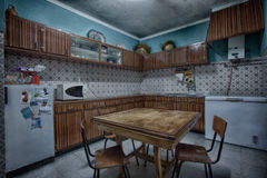 Altes Haus Stockfoto
