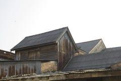 Altes Haus in der alten Stadt Lizenzfreie Stockfotos
