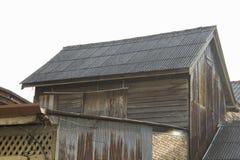 Altes Haus in der alten Stadt Lizenzfreies Stockbild