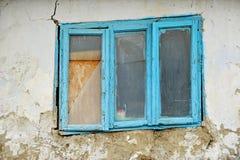 Altes Haus des luftgetrockneten Ziegelsteines Lizenzfreies Stockfoto