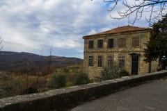 Altes Haus im Summen Lizenzfreie Stockfotografie
