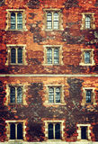 Altes Haus in London, Großbritannien Lizenzfreie Stockfotografie