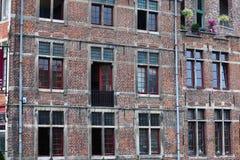 Altes Haus mangels der Wiederherstellung Lizenzfreie Stockfotos