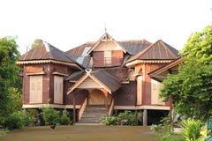 Altes Haus in Nan Stockbilder