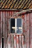Altes Haus in Norwegen Lizenzfreies Stockbild