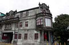 Altes Haus San Jose Costa Rica lizenzfreie stockfotografie