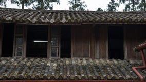 Altes Haus vom ethnischen in Hà Giang, Vietnam stockfoto