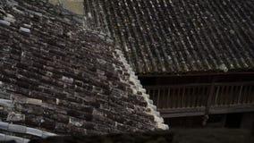 Altes Haus vom ethnischen in Hà Giang, Vietnam lizenzfreie stockbilder