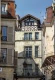 Altes Haus von Perigueux, Aquitanien, Frankreich Stockbilder