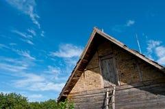 Altes Hausdach Stockbilder