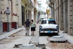 Altes Havana Lizenzfreie Stockbilder