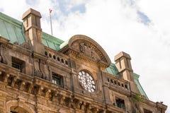 Altes Heiliges John New Brunswick Post Office Stockbild