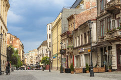 Altes historisches MittelLipscani Lizenzfreie Stockfotos