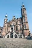 Altes historisches Rathaus Stockfotografie