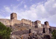 Altes historisches Schloss Stockbilder