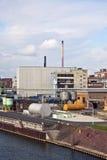 Altes Industriegebäude Lizenzfreies Stockfoto