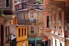Altes Istanbul Lizenzfreie Stockbilder