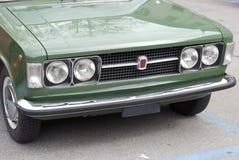 Altes italienisches Auto Lizenzfreies Stockfoto