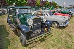 Altes italienisches Auto Fiat 521 (1929) Lizenzfreie Stockbilder