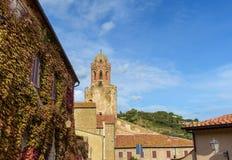 Altes italienisches Dorf lizenzfreie stockfotografie