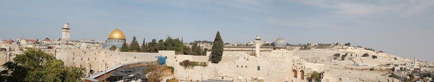Altes Jerusalem Lizenzfreie Stockfotografie