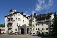Altes jugend Schloss Lizenzfreie Stockfotografie
