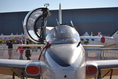 Altes Kampfflugzeug Stockfotografie
