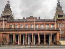 Altes Kelvin Hall-Gebäude in Glasgow lizenzfreie stockbilder