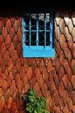 Altes Kirchefenster Lizenzfreie Stockbilder