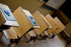 Alte Schulraum Lizenzfreie Stockbilder