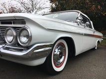 Altes klassisches amerikanisches Auto stockbilder