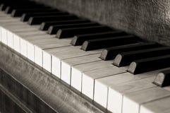 Altes Klavier Stockbilder