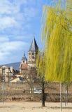 Altes Kloster von Cluny Lizenzfreie Stockfotos