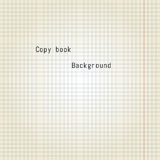 Altes Kopienbuchpapier Auch im corel abgehobenen Betrag vektor abbildung