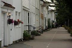 Altes Kristiansand Stockbild