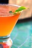 Altes kubanisches Cocktail Stockfoto