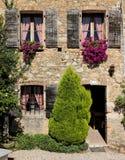Altes ländliches Gebäude in Italien Lizenzfreie Stockfotos