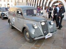 Altes Lancia-Auto Stockbilder